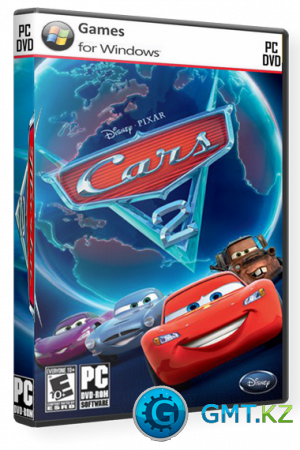 Тачки 2 / Cars 2: The Video Game (2011/RUS/Лицензия)