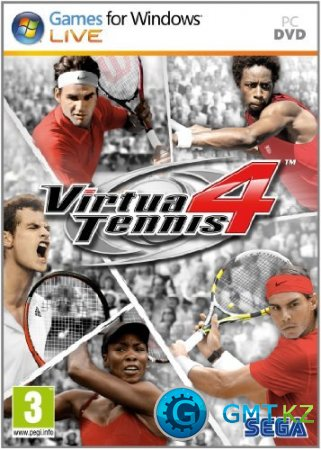 Virtua Tennis 4 (2011/ENG/Лицензия)