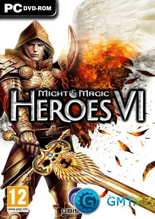 Might & Magic: Heroes VI Crack v.1.2+Update v.1.01+v.1.02 (2011/BETA)