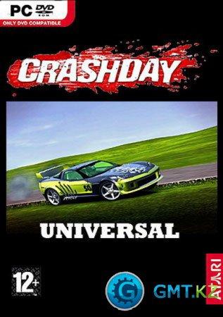 CrashDay Universal (PC/2011/RUS+ENG)
