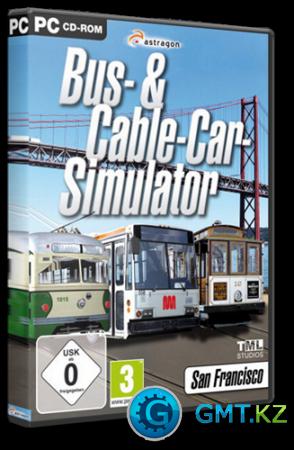 Bus-Tram-CableCar Simulator: San Francisco v.1.0.4 (2011/DEU/RePack от R.G. Modern)