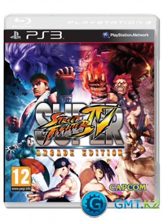 [PS3] Super Street Fighter 4: Arcade Edition (2011/EUR/ENG)