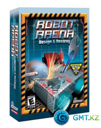 Арена Роботов 2 / Robot Arena: Design & Destroy (Gabriel Interactive / 2003 / Eng)  [P]