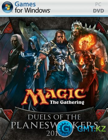 Magic The Gathering Duels of the Planeswalkers 2012 ( 2011/ENG/Лицензия)