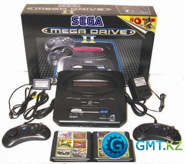 Эмулятор Sega Mega Drive с 1200 играми (Genesis Plus GX 1.2) [3.55] [HOMEBREW]