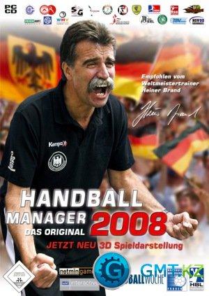 Handball Manager 2008 (2007/RUS)