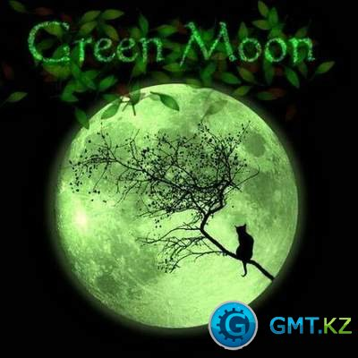 Green Moon -Зеленая луна (2010/RUS/Лицензия)