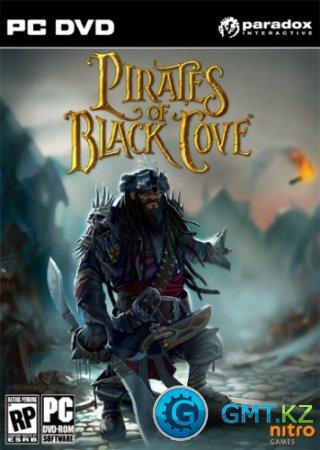 Pirates of Black Cove (2011/RUS/ENG)