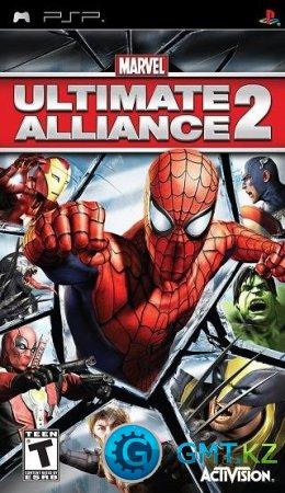 Marvel: Ultimate Alliance 2 (2009/ENG/FULL/ISO)