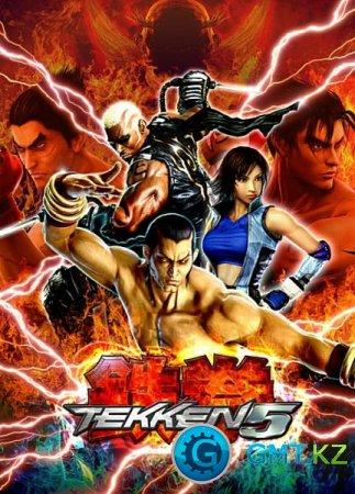 [PS2] Tekken 5 [PAL/ENG]