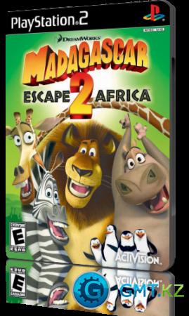 Мадагаскар-2: Побег в Африку (2008/RUS/FULL)