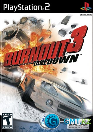 Burnout Dominator (2007/RUS/ENG/PAL)