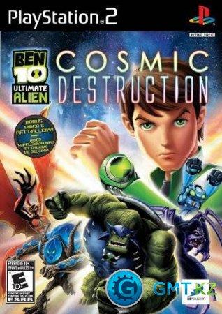 [PS2]Ben 10 Ultimate Alien Cosmic Destruction [ENG]