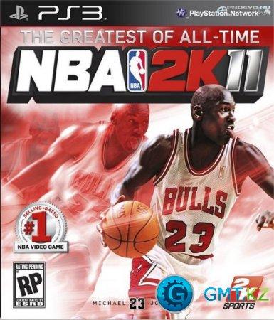 NBA 2K11 (2010/ENG/FULL)