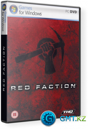 Red Faction / Красная Фракция (2001/RUS/Пиратка)