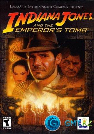 Индиана Джонс и гробница императора (2003/RUS-ENG/L)