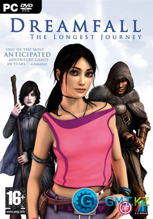 Dreamfall : The Longest Journey (2006/RUS/Lossless RePack от R.G. ReCoding)