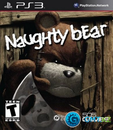 Naughty Bear (2010/ENG/Лицензия)
