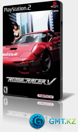 [PS2] Ridge Racer V (2000) [Eng / PAL]