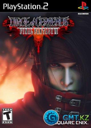 [PS2] Final Fantasy 7: Dirge of Cerberus [2006/NTSC/ENG/RUS]