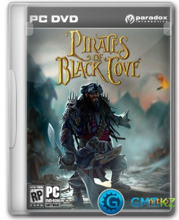 Pirates of Black Cove (2011/RUS-ENG/RePack by © R.G. KRITKA Packers)