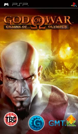 God of War: Chains of Olympus (2008/RUS/ISO)