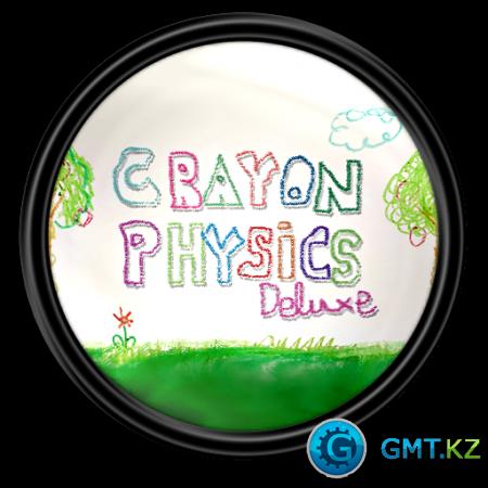Crayon Physics Deluxe + 189 levels (2008/RUS/Лицензия)
