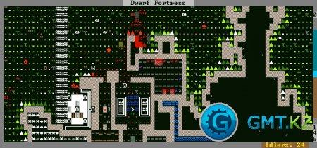 Slaves to Armok II: Dwarf Fortress (2011/Eng/Лицензия)