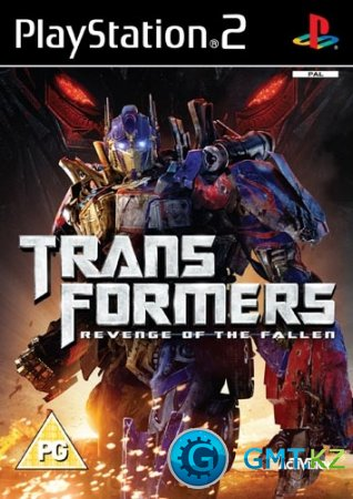 Transformers 2 Revenge of The Fallen (2009/PAL)