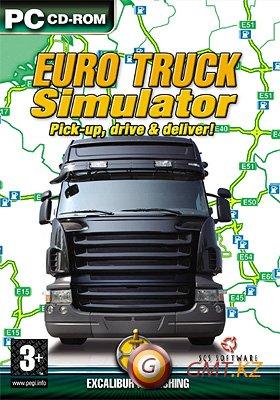 С грузом по Европе / Euro Truck  (2008 / RUS / Лицензия)