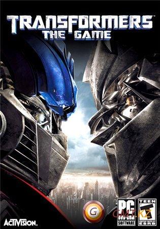 Transformers:The Game/ Трансформеры (RUS-ENG/2007/Repack)