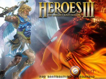 Heroes of might and magic III (2000/RUS/Пиратка)