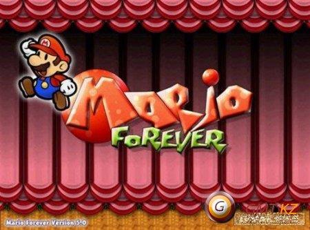 Mario Forever (2010 / ENG / Лицензия)