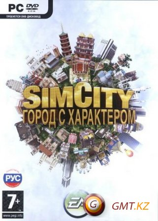 SimCity: Societies Deluxe Edition (2007/RUS)
