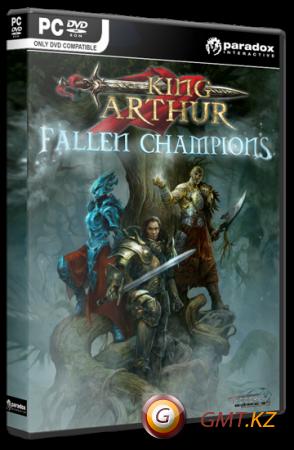 King Arthur: Fallen Champions (2011/RUS/ENG/RePack от R.G. Механики)
