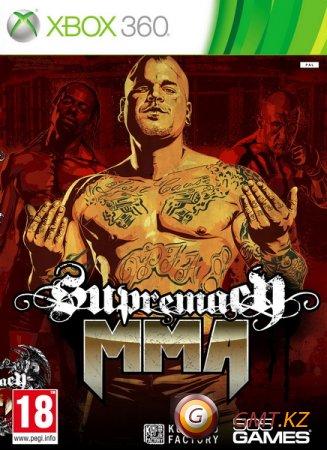 Supremacy MMA (2011/RUS/PAL)