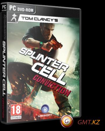 Splinter Cell Conviction (2010/RUS/Лицензия)