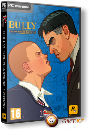 Bully: Scholarship Edition (2008/ENG-RUS/Repack от R.G. Catalyst)
