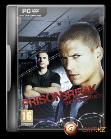 Prison Break: The Conspiracy / Побег: Теория заговора (2010/RUS/ENG/RePack by Fenixx)