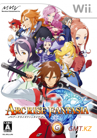 Arc Rise Fantasia (2010/ENG/Wii)