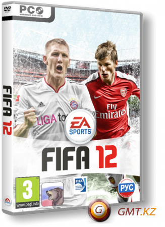 FIFA 12 (2011/RUS/RePack от Ultra)