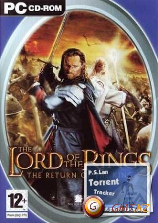 Властелин колец: возвращение короля  (2003/ Rus/Пиратка)