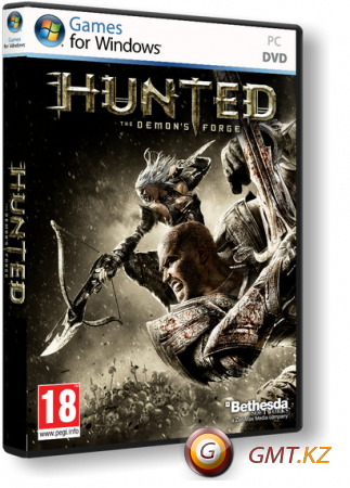 Hunted: The Demon's Forge (2011/RUS/ENG/Repack от R.G Modern)