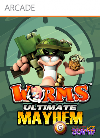 Worms - Ultimate Mayhem (2011/Multi7/Лицензия)