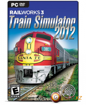 Railworks 3 - Train Simulator 2012 Deluxe (2011/Multi 4/Лицензия)