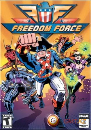Freedom Force [v.1.3] (2002/RUS/ENG/Repack by Fenixx)