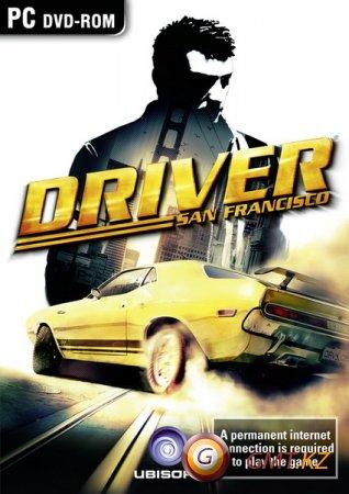 Driver: San Francisco (2011/Профессиональный/Текст+Звук)