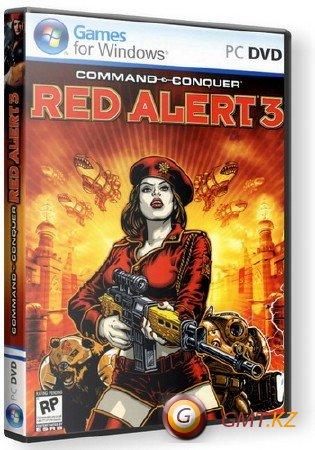 Command & Conquer: Red Alert 3 Uprising (2009/RUS/Лицензия)