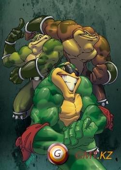 Боевые жабы / Battletoads [2003-2010, английский]