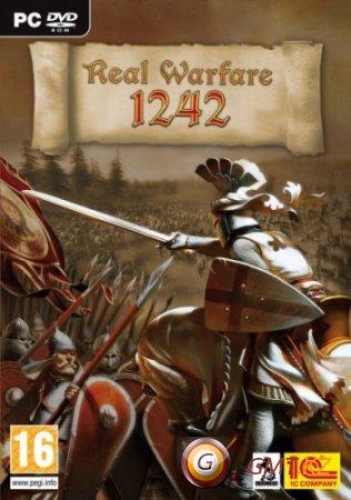 Real Warfare 1242 / История войн. Александр Невский (1C/2010/ENG /RUS/Repack от R.G. Catalyst)
